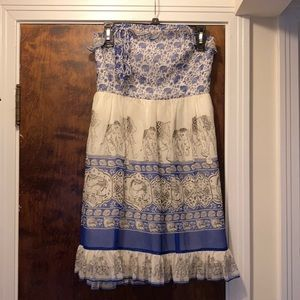 LOWEST PRICE Anna Sui for Anthro Elephant Dress